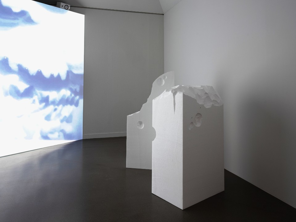 An installtion view of Chang Seo-young's works at the National Museum of Modern and Contemporary Art's Gwacheon branch (MMCA)