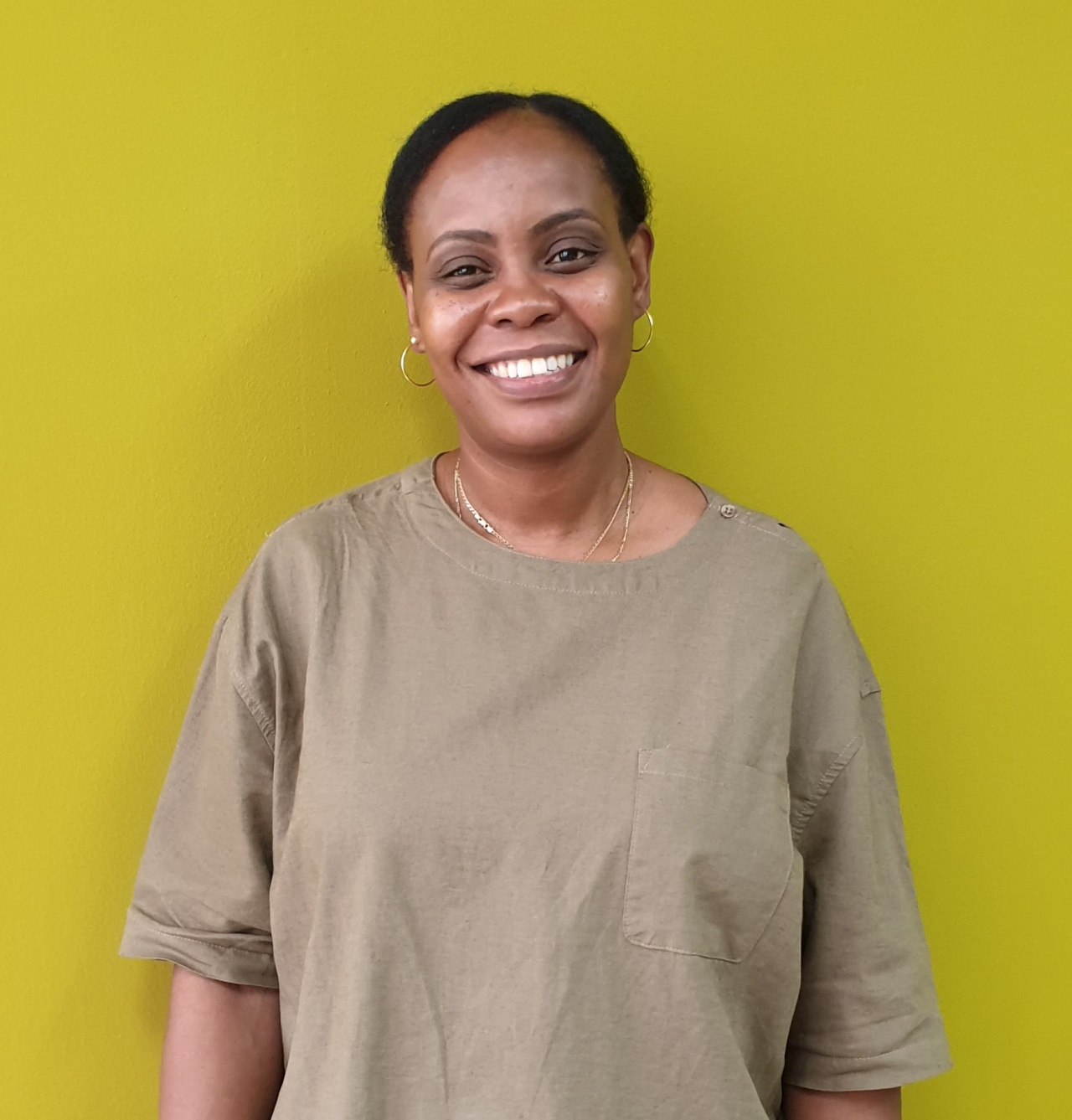 Miyah, head of EcoFemme, poses for a picture. (EcoFemme)