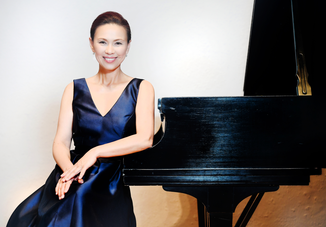 Pianist Im Sung-mi (Courtesy of the pianist)