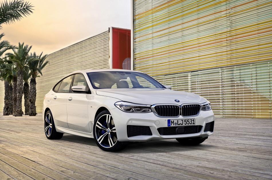 BMW 620d GT (BMW)