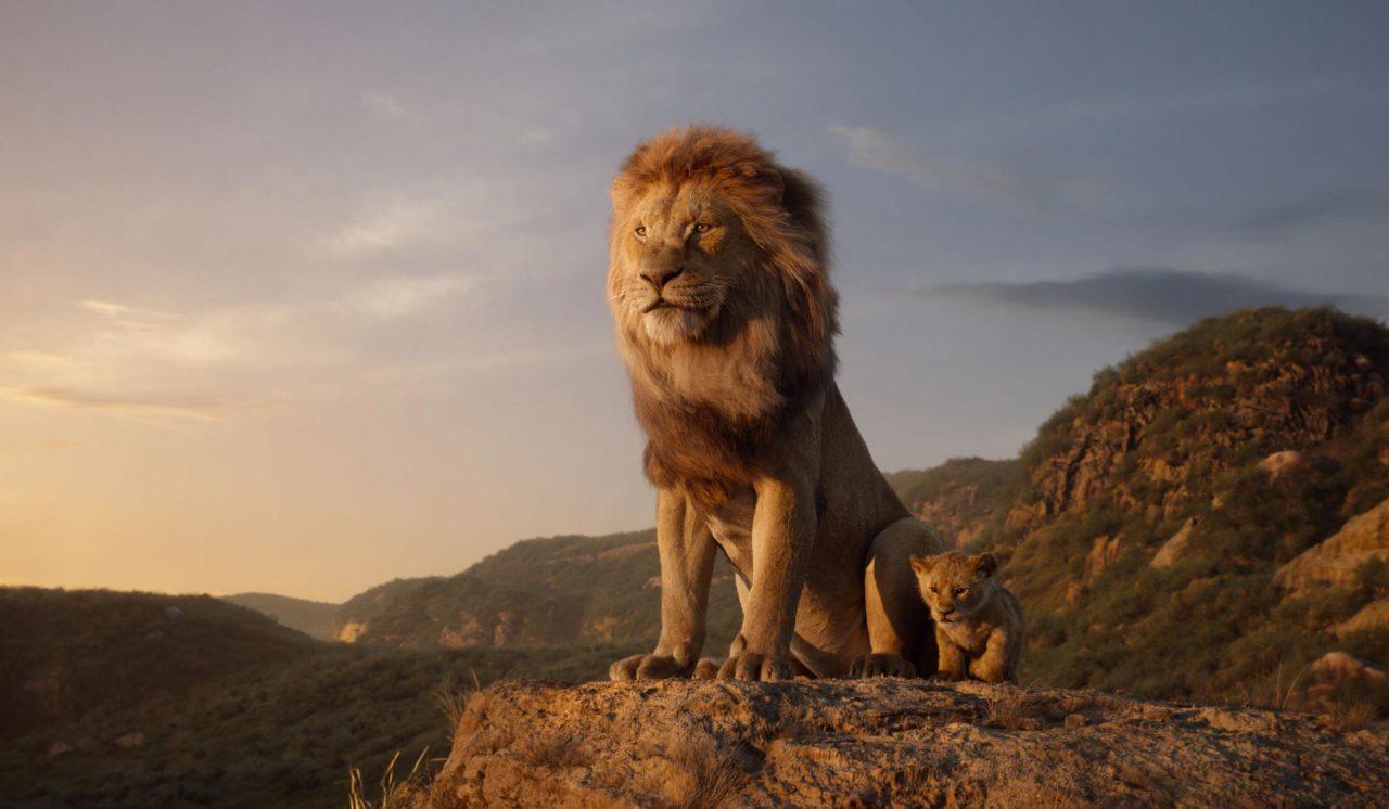 """""""The Lion King"""" (The Walt Disney Company Korea)"""