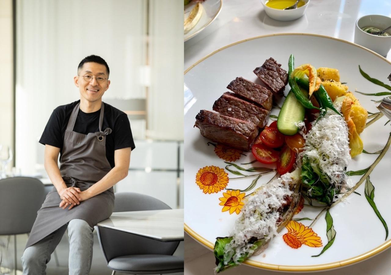 Chef Kang Min-goo (Banyan Tree Club & Spa Seoul)