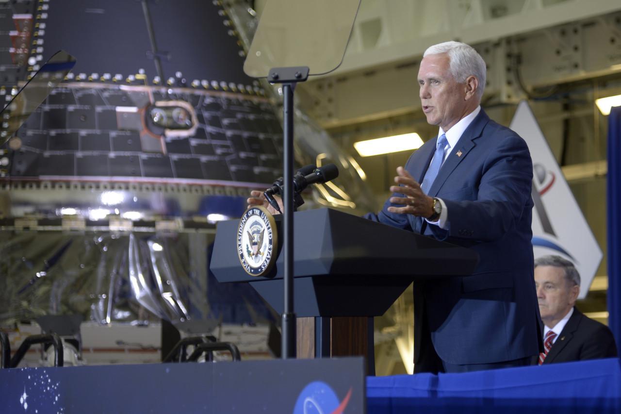 Vice President Mike Pence (UPI-Yonhap)