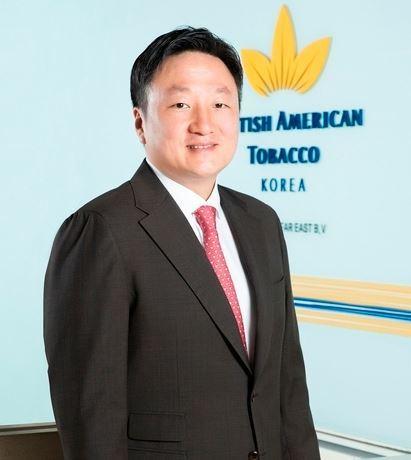 BAT Korea CEO Kim Eui-soung (BAT Korea)