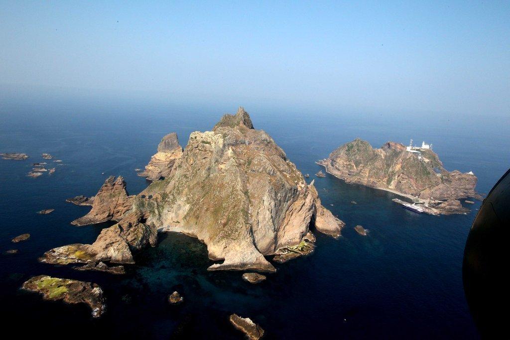 Dokdo Islets (Yonhap)