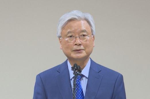 South Korean Ambassador to the US Cho Yoon-je (Yonhap)