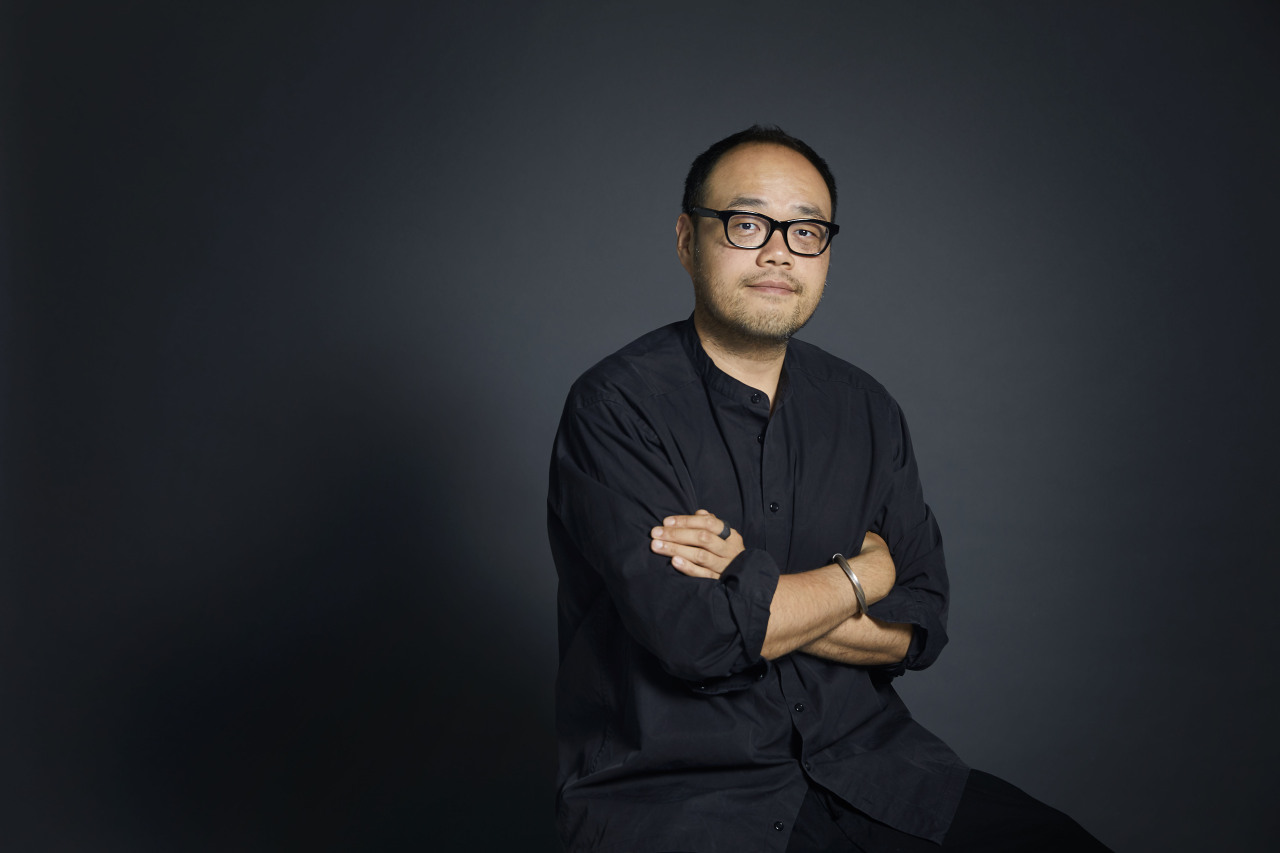 Yung Ma, artistic director of the 11th edition of the Seoul Mediacity Biennale in 2020 (SeMA)