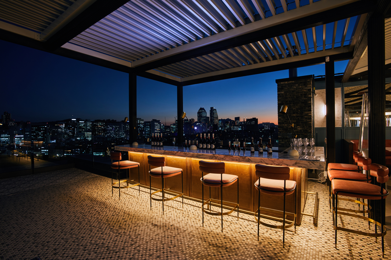 Club Limit at Hotel Crescendo (Hotel Crescendo Seoul Managed by Accor & Ambassador)