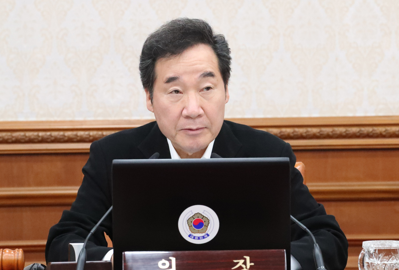 South Korea Prime Minister Lee Nak-yon. (Yonhap)