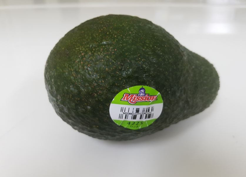 Avocado recalled for excess levels of cadmium (Food Safety Ministry)