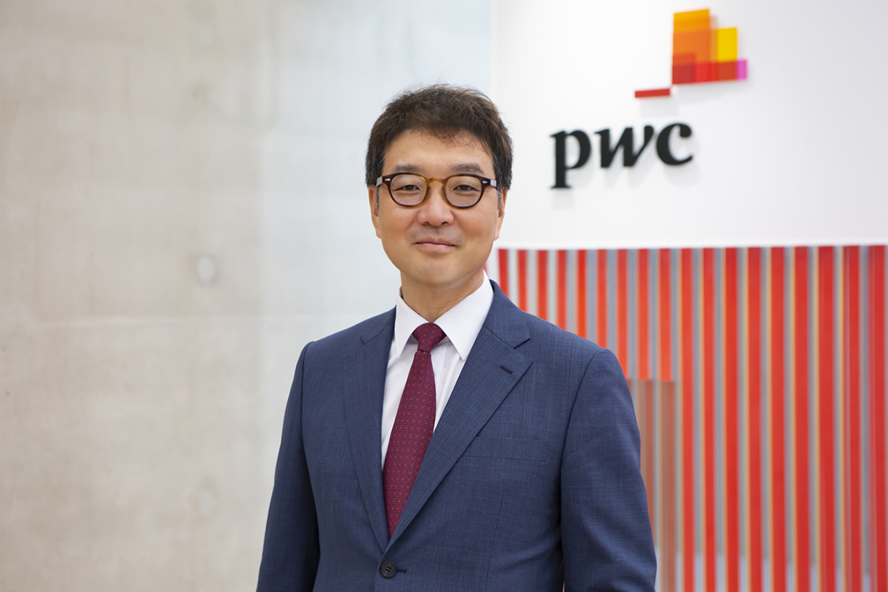 Lee Tae-ho, partner at Samil PricewaterhouseCoopers. (Samil PwC)