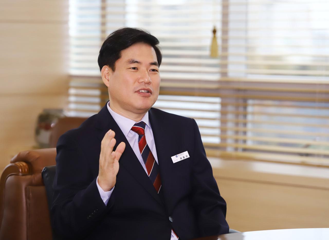 Gyeonggi Tourism Organization President Yu Dong-gyu (GTO)