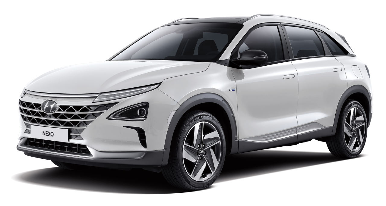 Hyundai Motor Group's Nexo (Hyundai Motor Group)