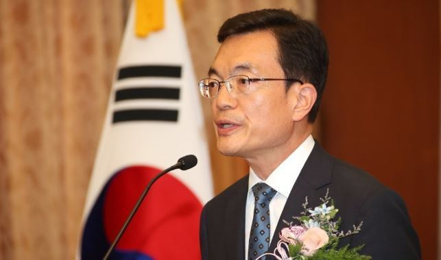 South Korean Foreign Vice Minister Cho Sei-young (Yonhap)