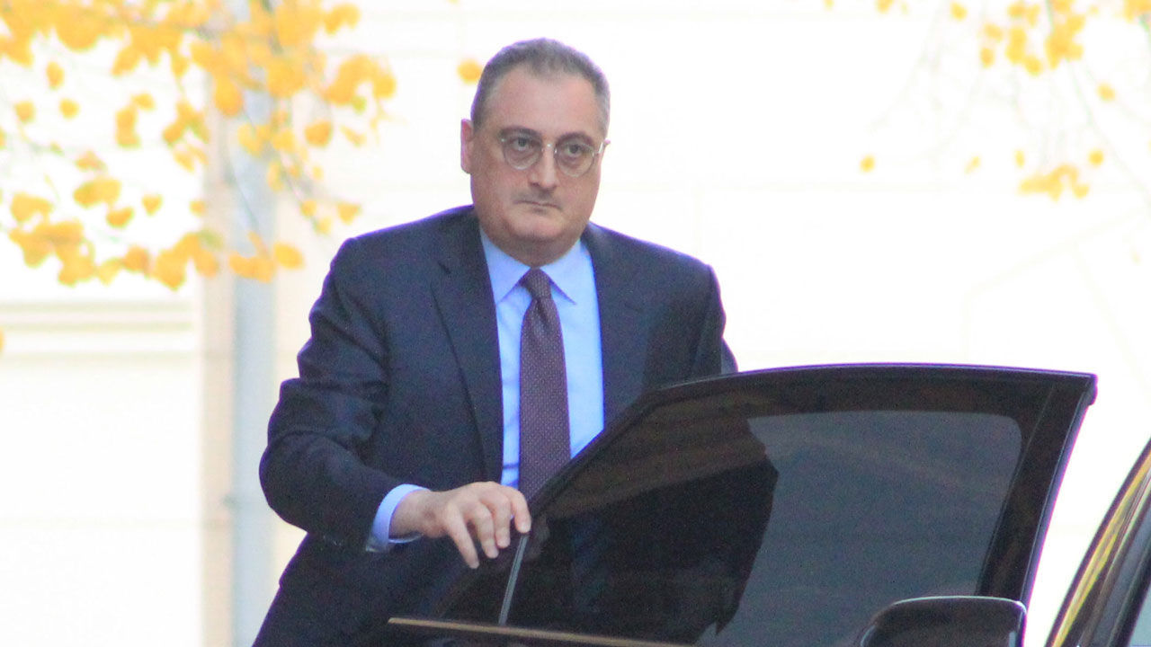Russian Vice Foreign Minister Igor Morgulov (Yonhap)