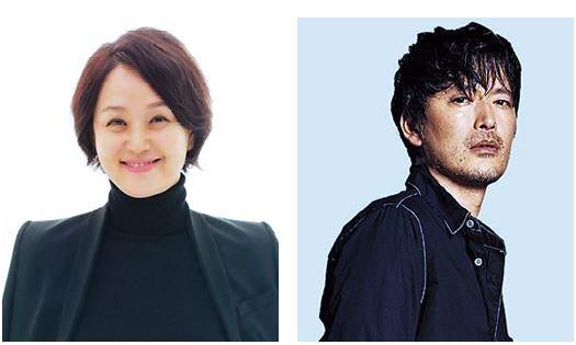 Actors Bae Jong-ok (left) and Jung Jae-young (BIFF)