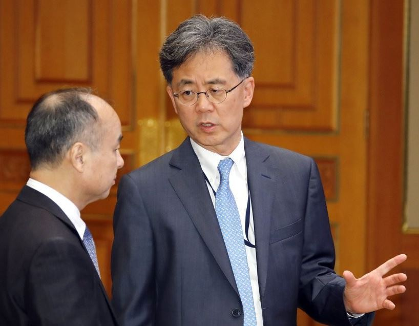 Deputy chief of Cheong Wa Dae's National Security Office Kim Hyun-chong (Yonhap)