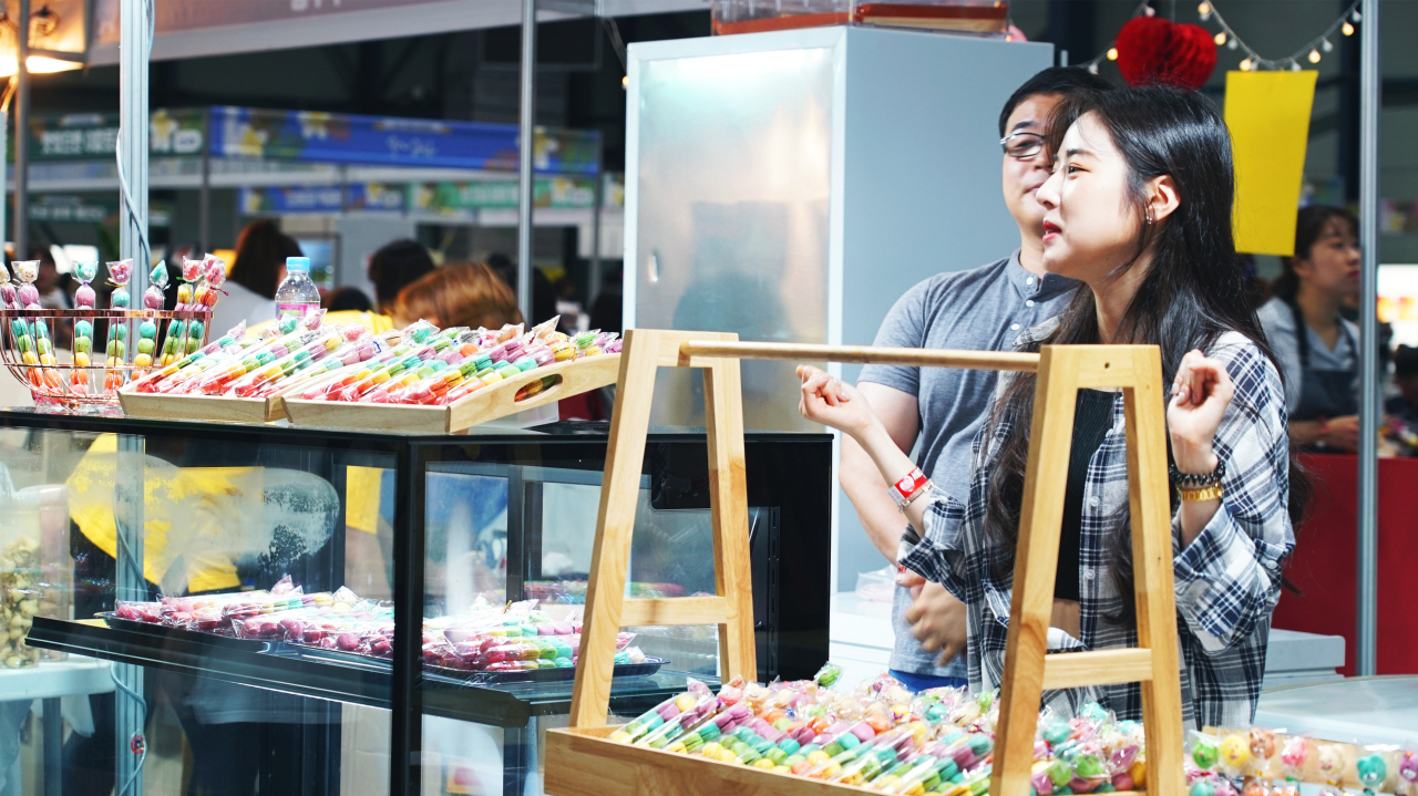 Seoul Dessert Fair 2019 (Choi Ji-won/The Korea Herald)