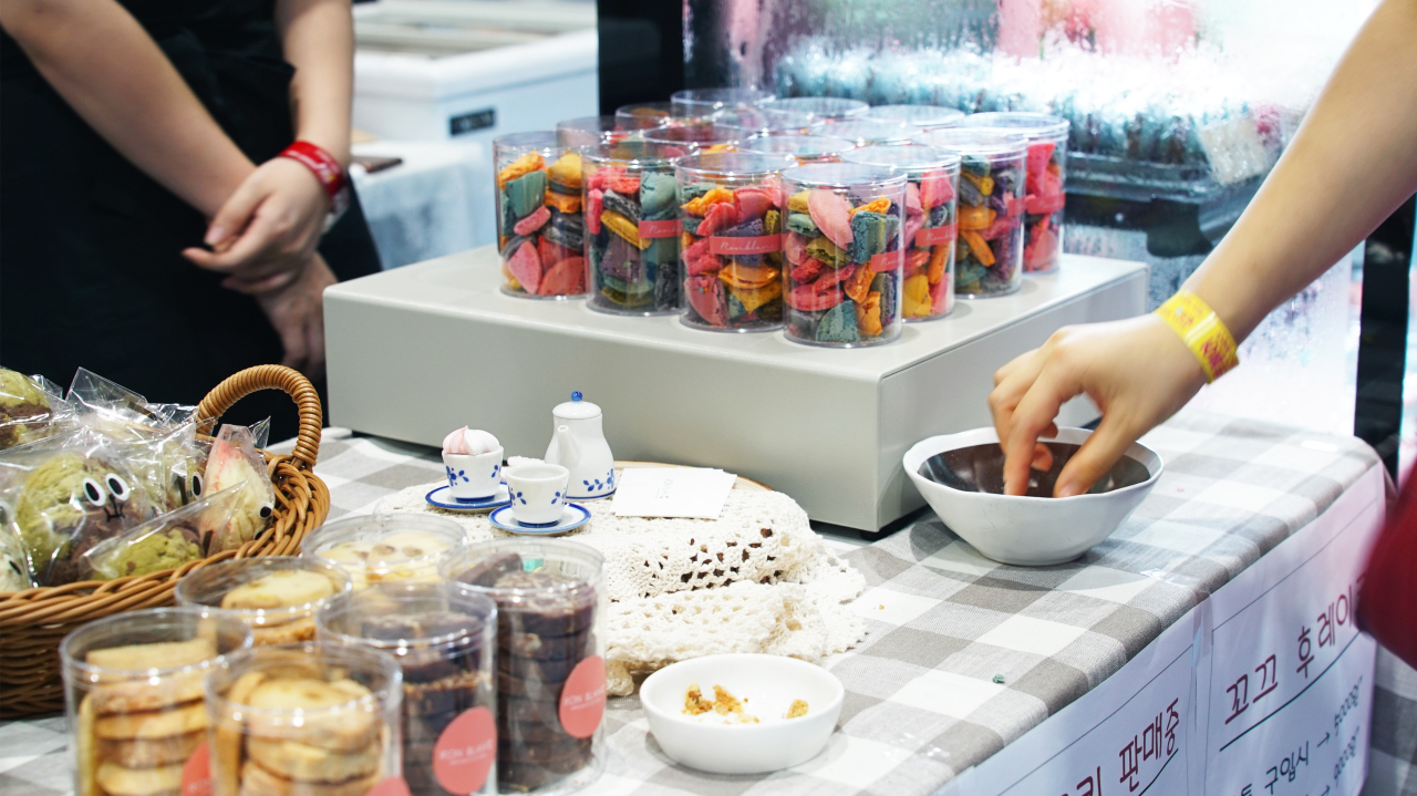 Seoul Dessert Fair 2019 (Choi Ji-won/The Korea Herald)