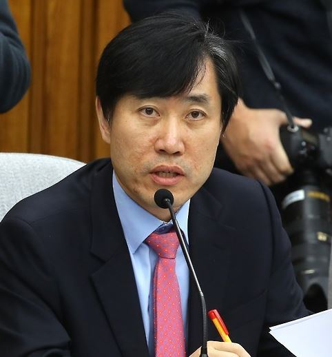 Rep. Ha Tae-kyung of the minor opposition Bareunmirae Party (Yonhap0