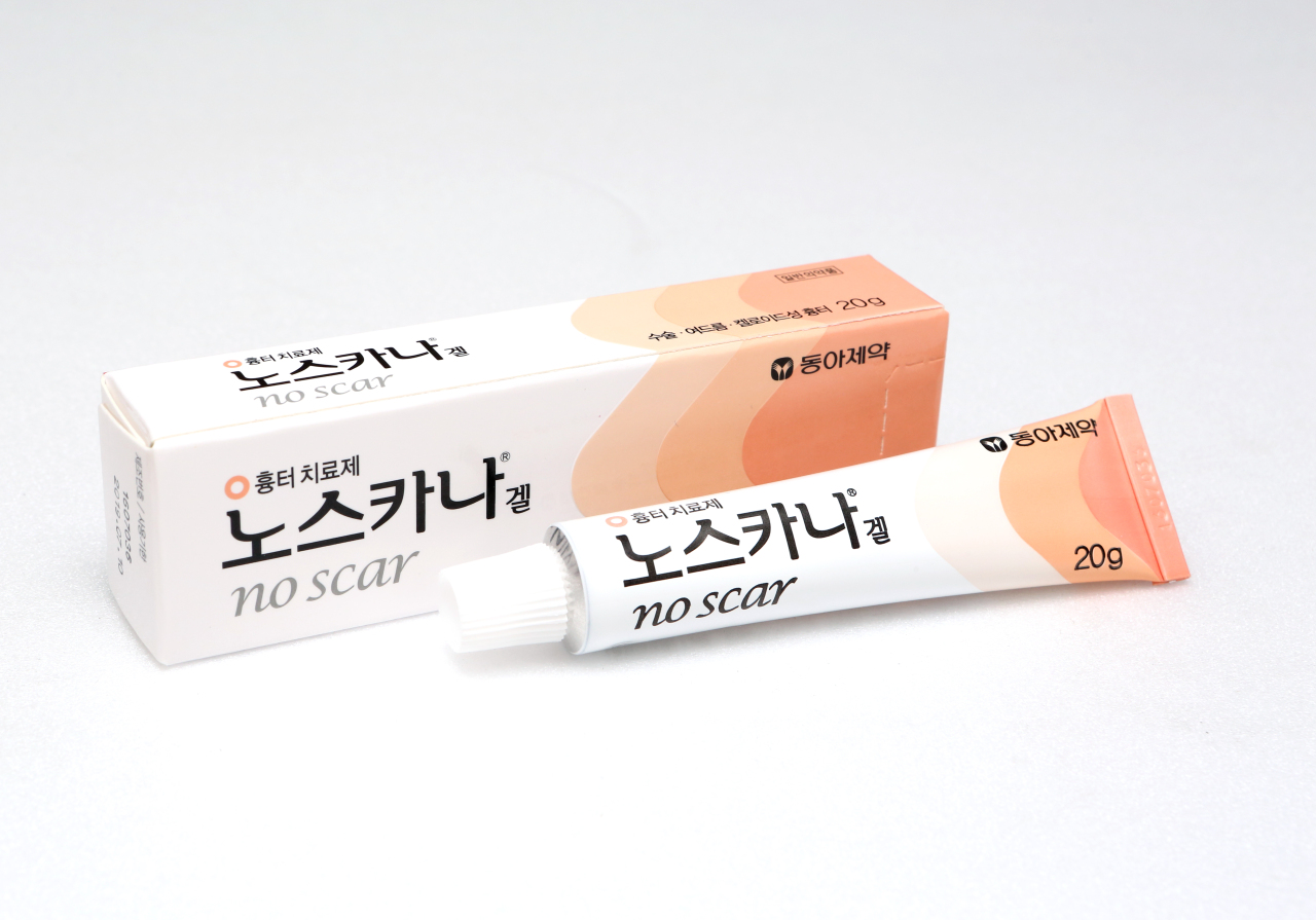 Noscarna gel (Dong-A Pharmaceutical)