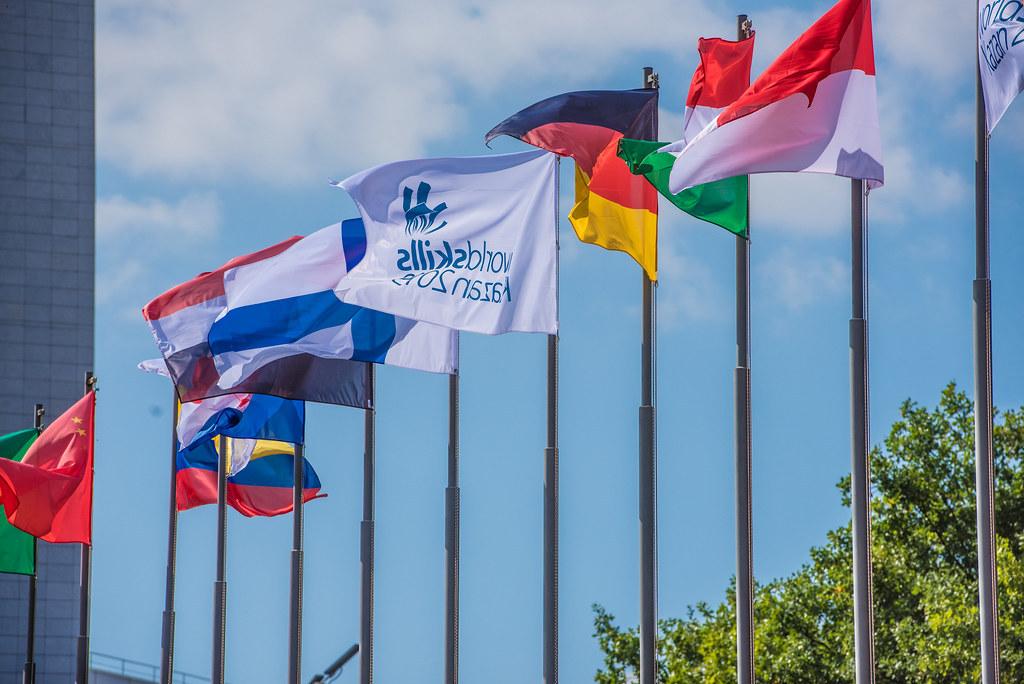 (WorldSkills Kazan 2019)