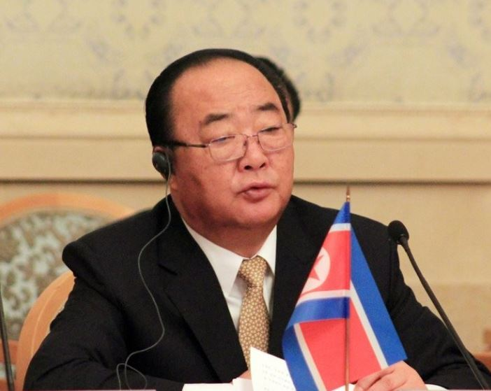 North Korea's Minister for External Economic Affairs Kim Yong-jae (Yonhap)
