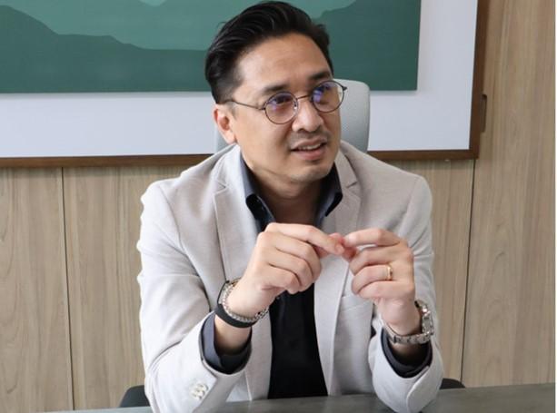 Line Thailand CEO Phichet Rerkpreecha (Line Thailand)