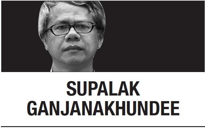 [Supalak Ganjanakhundee] ASEAN should guarantee safe return of Rohingyas to Myanmar