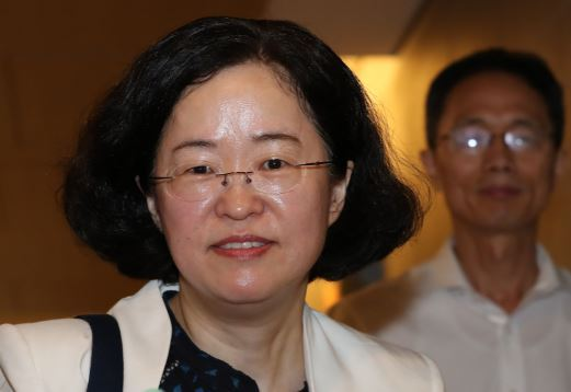 Joh Sung-wook, the nominee for chief of South Korea's antitrust watchdog (Yonhap)