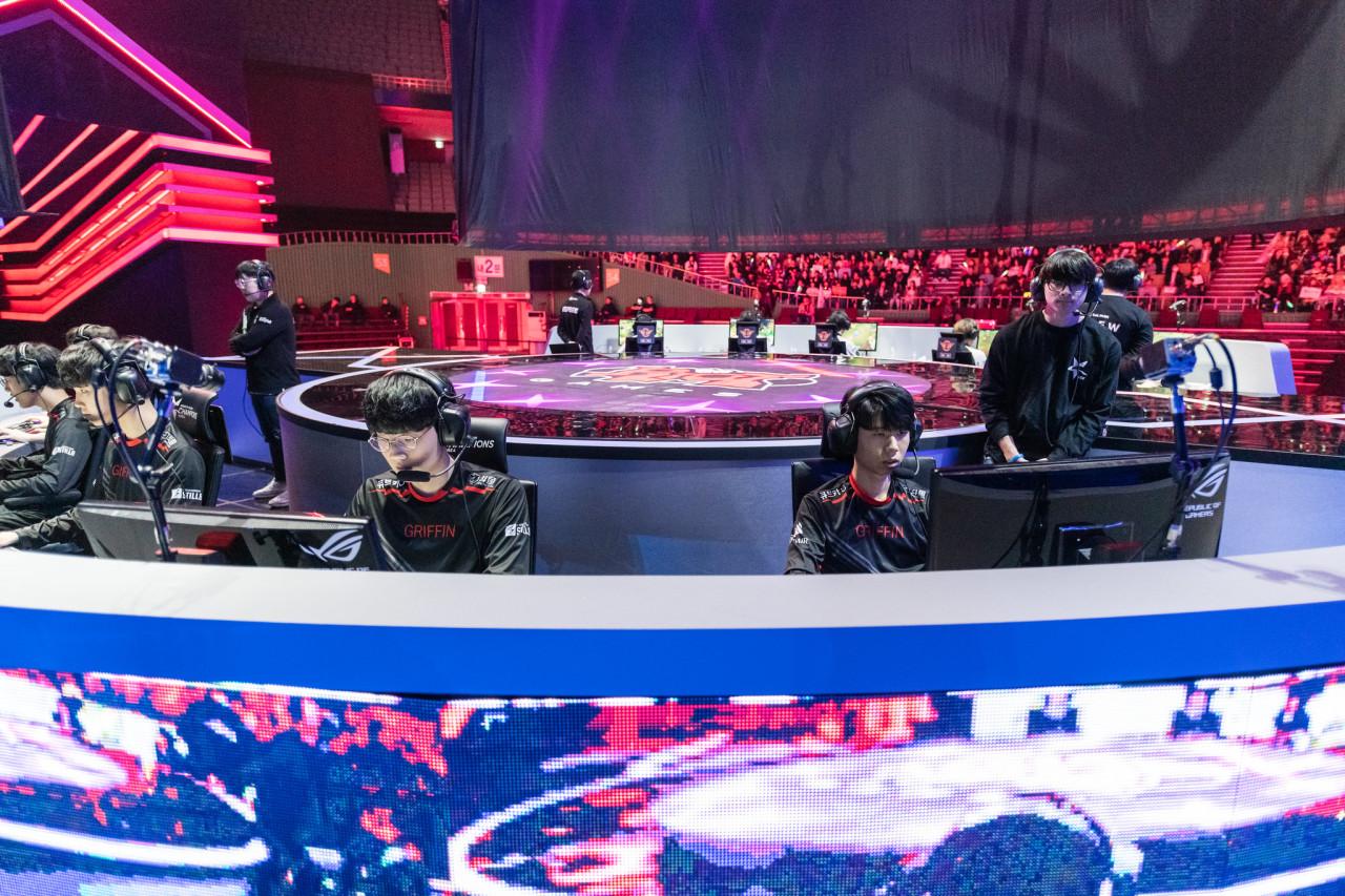 LCK Spring 2019 finals (Riot Games)