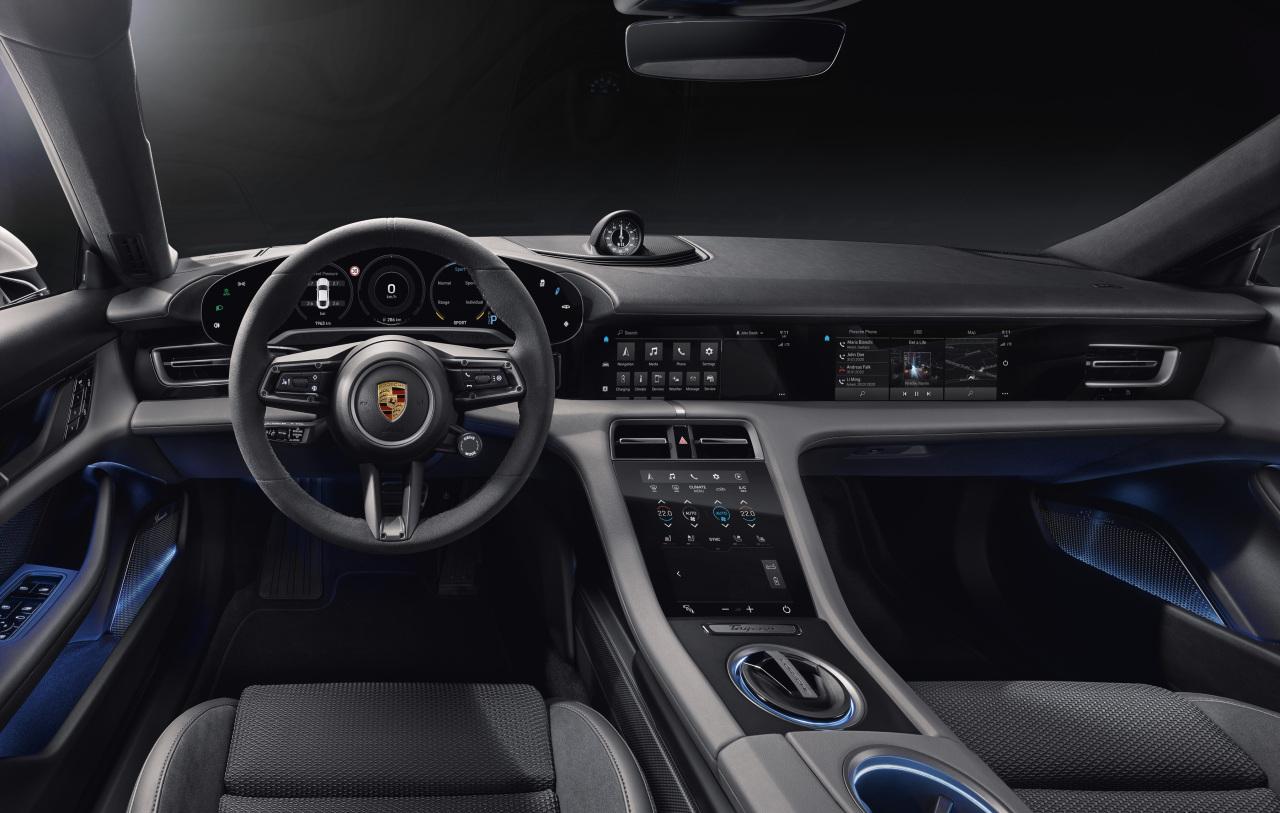 Taycan Turbo (Porsche)