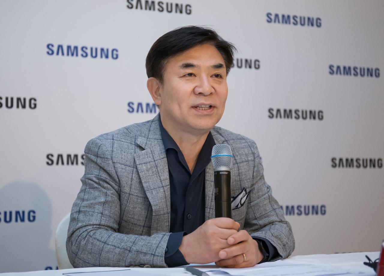 Samsung Electronics CEO Kim Hyun-suk (Samsung Electronics)