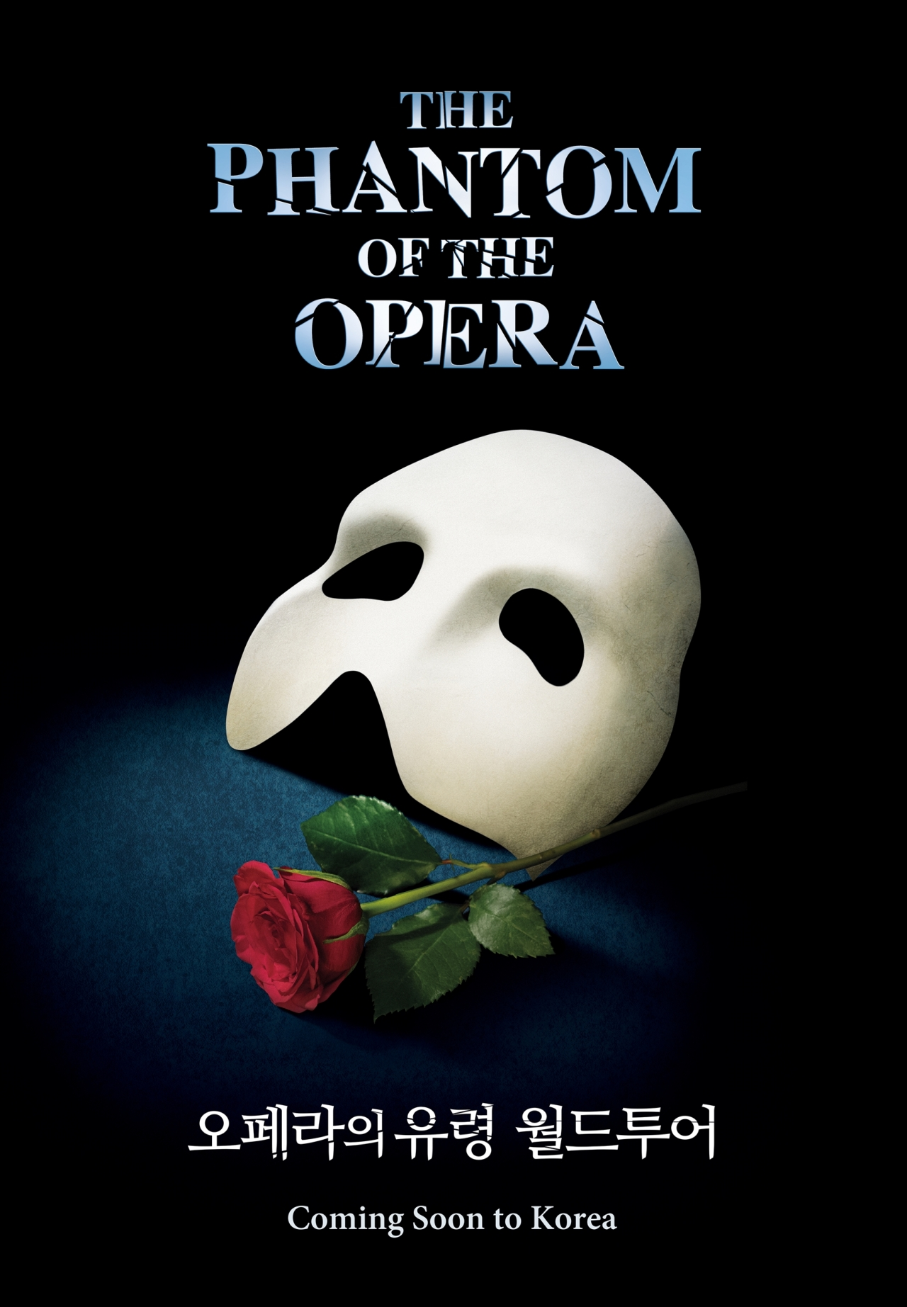 """The poster for """"The Phantom of the Opera"""" / S&Co."""