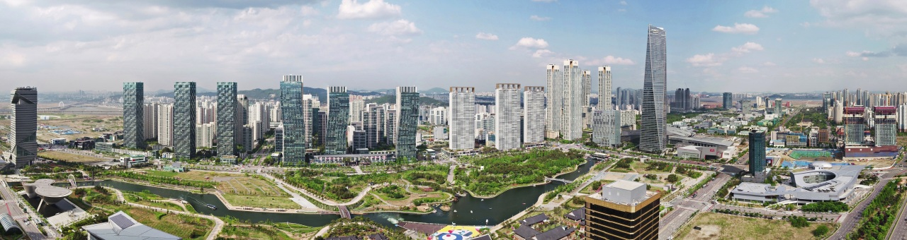 Songdo International Business District (Incheon City)
