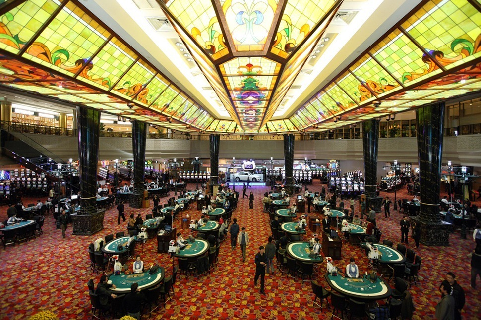 Kangwon Land casino. Yonhap