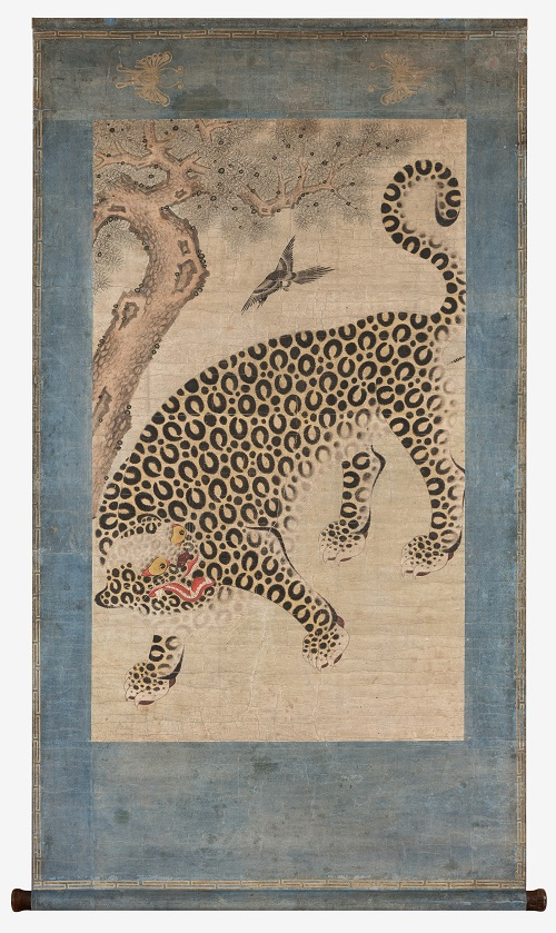 """Leopard and Magpie"" (CHA)"