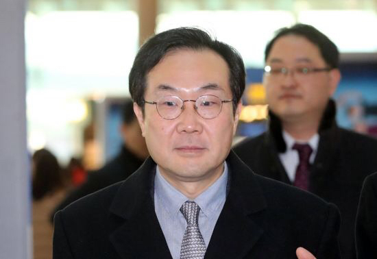 South Korea`s chief nuclear envoy Lee Do-hoon. Yonhap