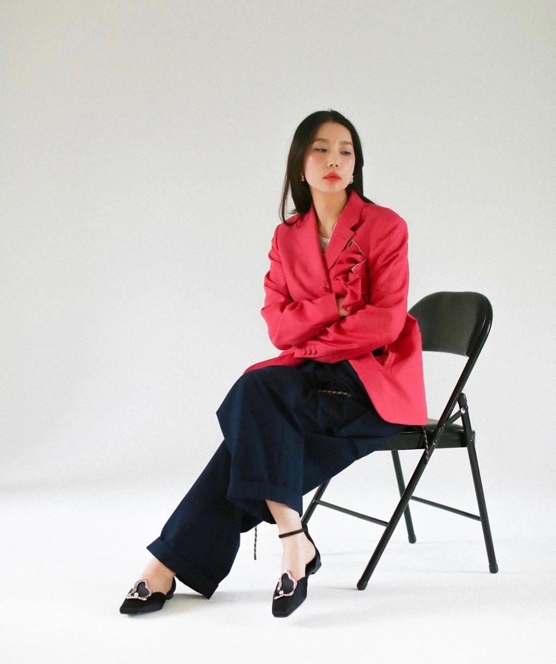 Designer Yie Sun-yuul (Yuul Yie)