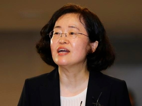 Joh Sung-wook, chairperson of Fair Trade Commission (Yonhap)