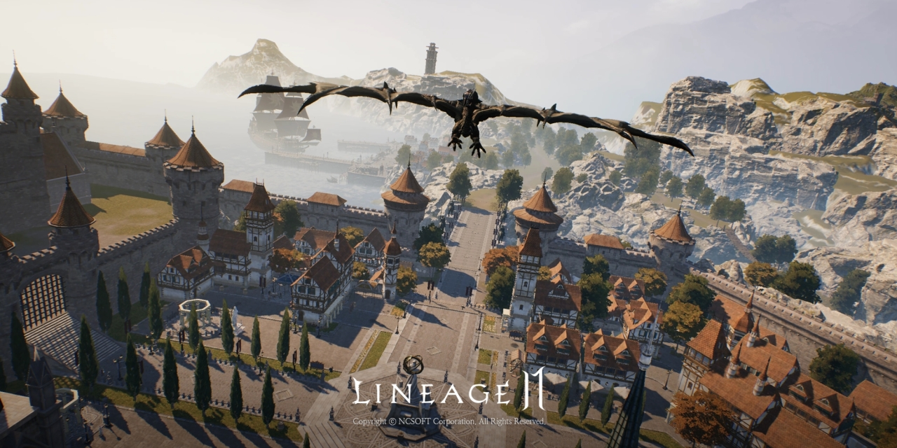Image from Lineage2M (NCSoft)