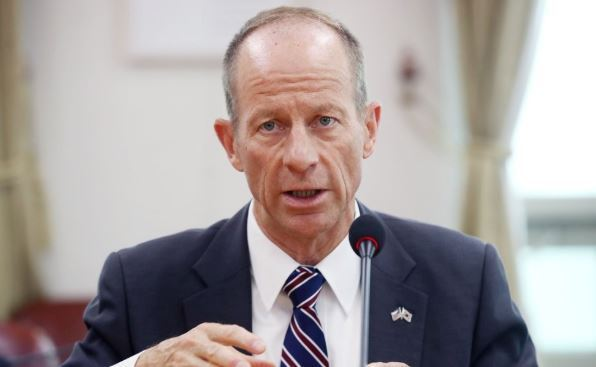 US Assistant Secretary of State for East Asian and Pacific Affairs David Stilwell (Yonhap)