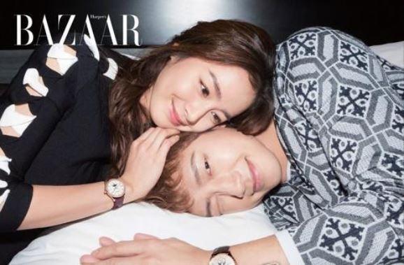 (Harper's Bazaar Korea)