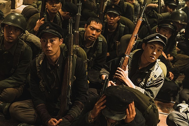 """Battle of Jangsari"" (Warner Bros. Korea)"
