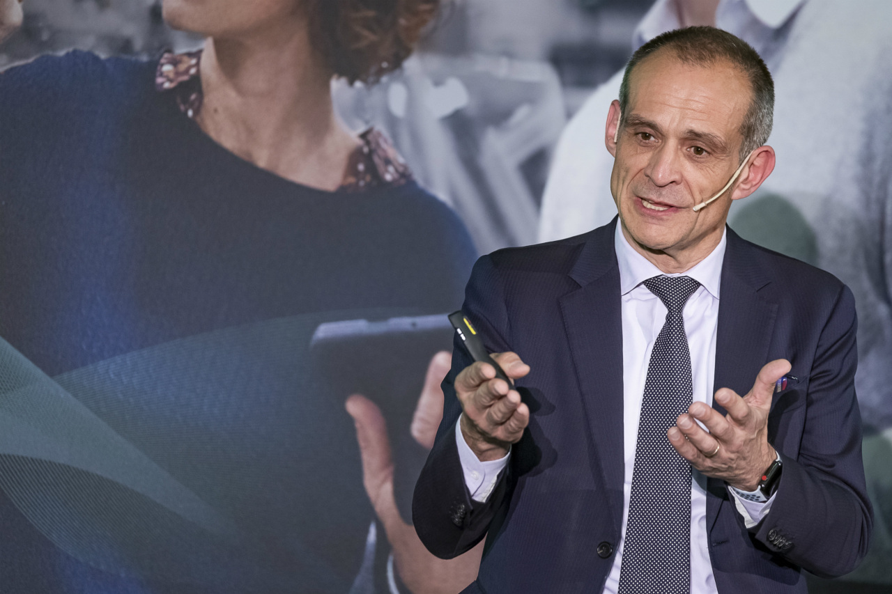 Schneider Electric Chairman and CEO Jean-Pascal Tricoire (Schneider Electric)
