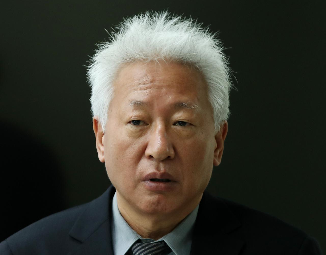 Ryu Seok-chun, sociology professor at Yonsei University (Yonhap)