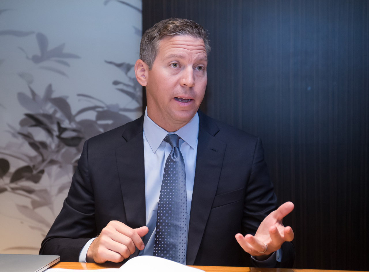 GE Healthcare Chief Commercial Officer Scott Miller (GE Healthcare)