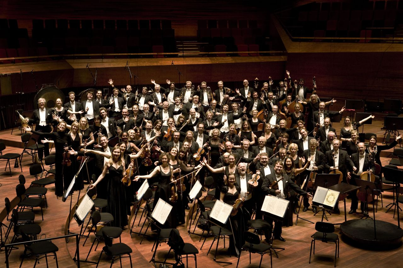 The Royal Danish Orchestra (The Royal Danish Orchestra)