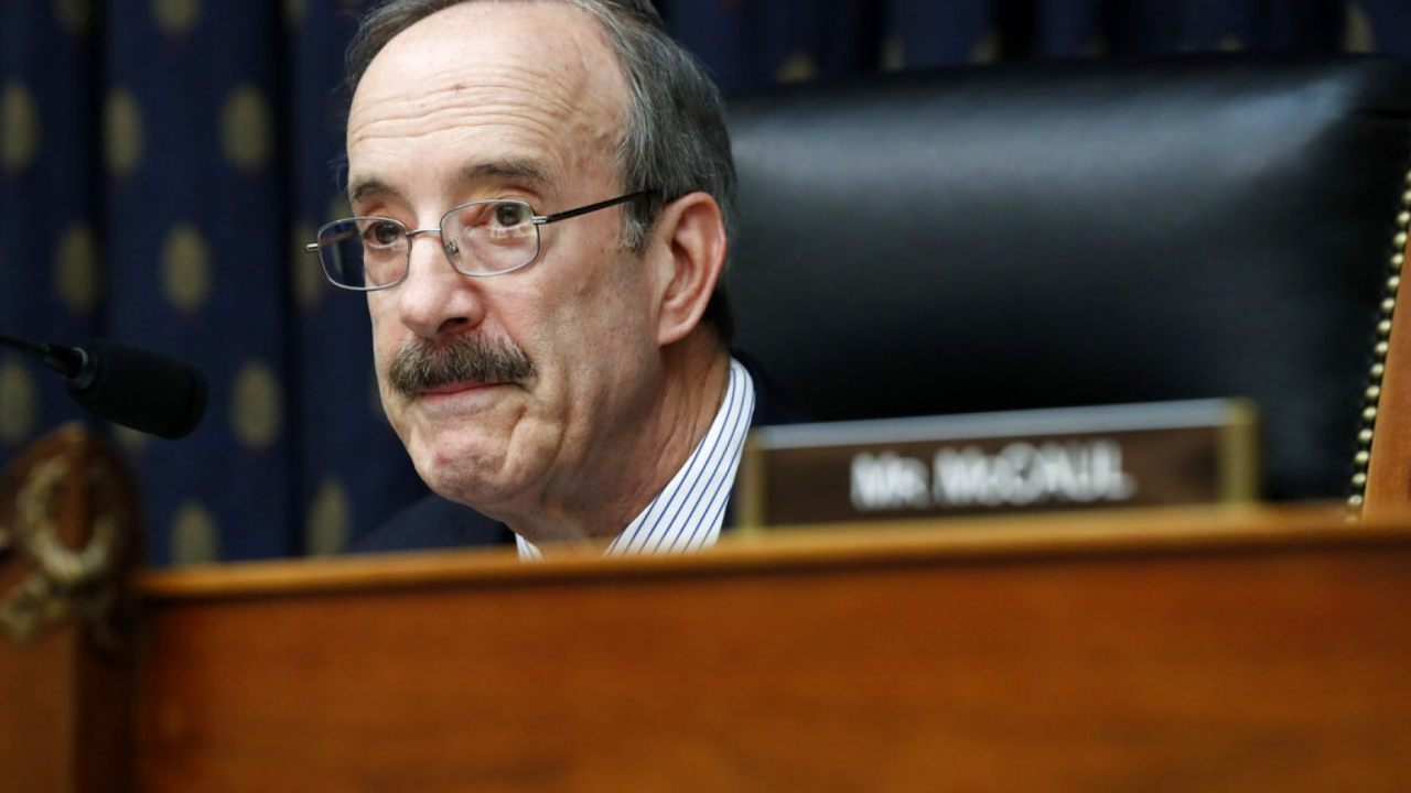 House Foreign Affairs Committee Chairman Rep. Eliot Engel (AP)