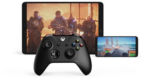 Microsoft's upcoming cloud-based game-streaming service Project xCloud